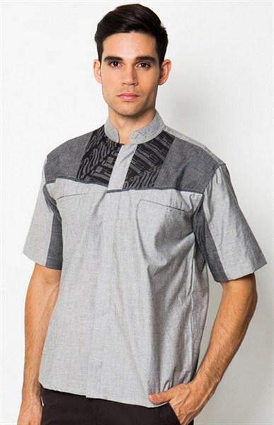 Model baju koko lengan pendek terbaru untuk lebaran 2017/2018