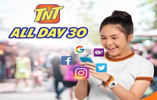 Talk N Text (TNT) Unli Data, Surf and Internet Promo