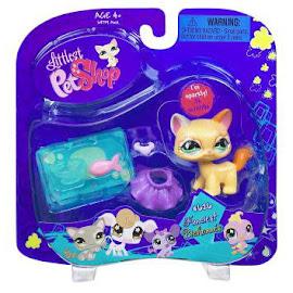 Littlest Pet Shop Collectible Pets Cat (#626) Pet