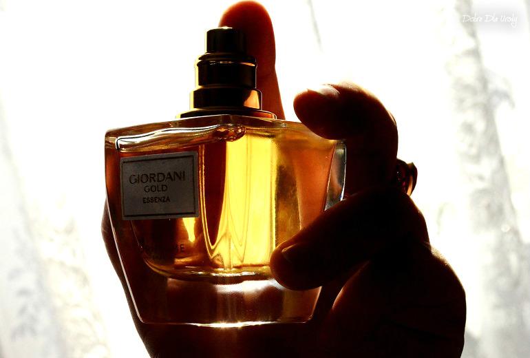 Perfumy Giordani Gold Essenza Oriflame recenzja