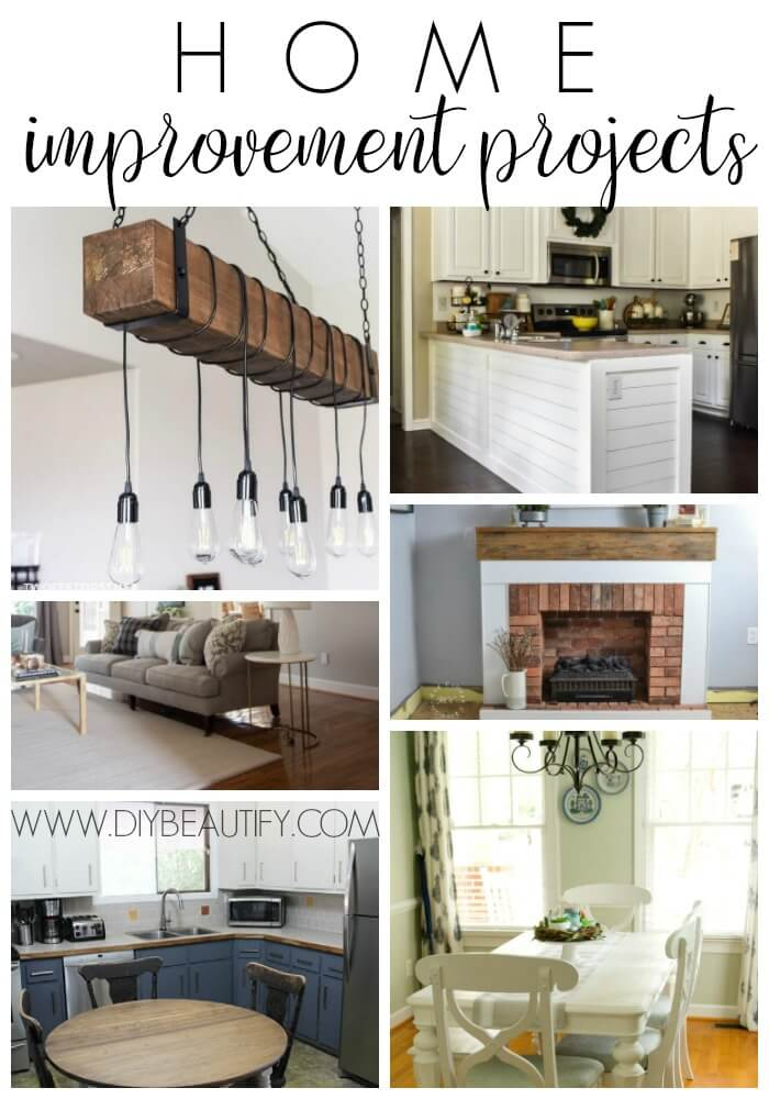 home improvement projects roundup