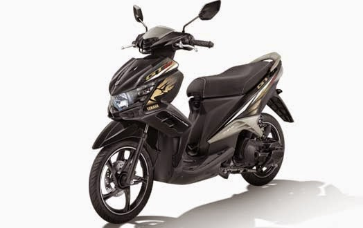 Yamaha New GT125 Eagle Eye Special Edition Garuda Glory