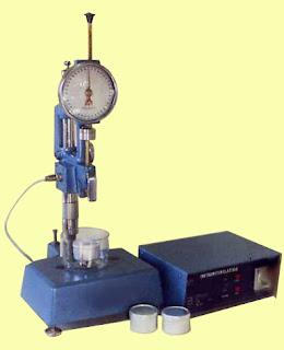 jual penetrasi aspal lab. / laboratory penetration test set