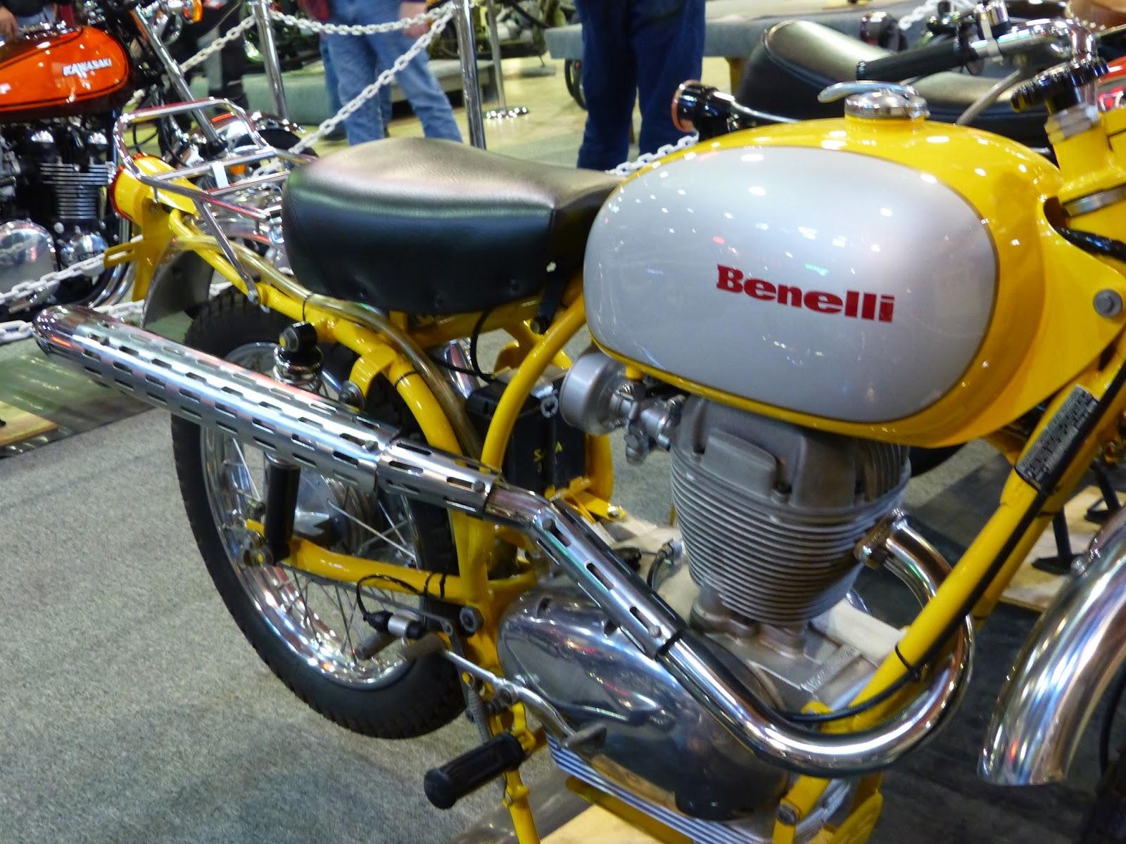 OldMotoDude: 1967 Benelli/Montgomery Wards 250 Scrambler