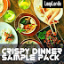 Crispy Dinner Sample Pack