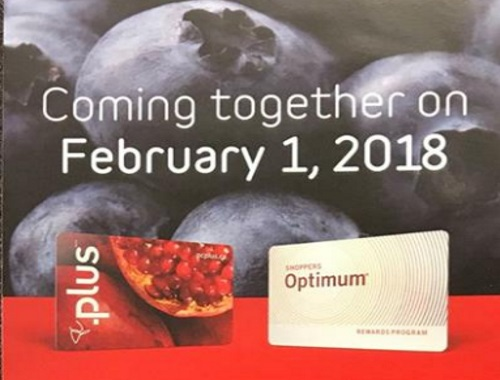 PC Optimum Points Coming February 1, 2018