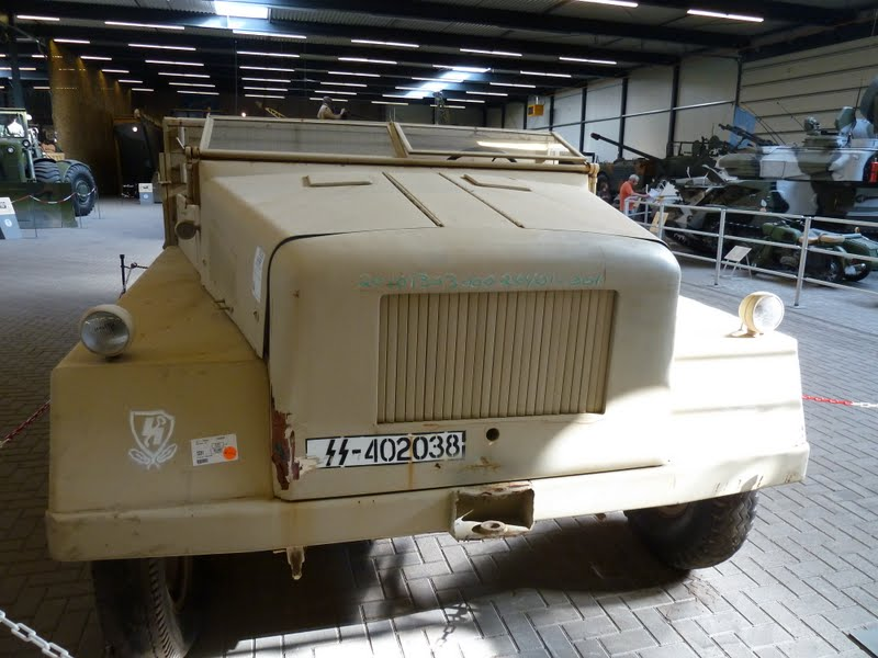 sWS Schwerer Wehrmachtschlepper or Gerat 71 front at Liberty Park Overloon Netherlands