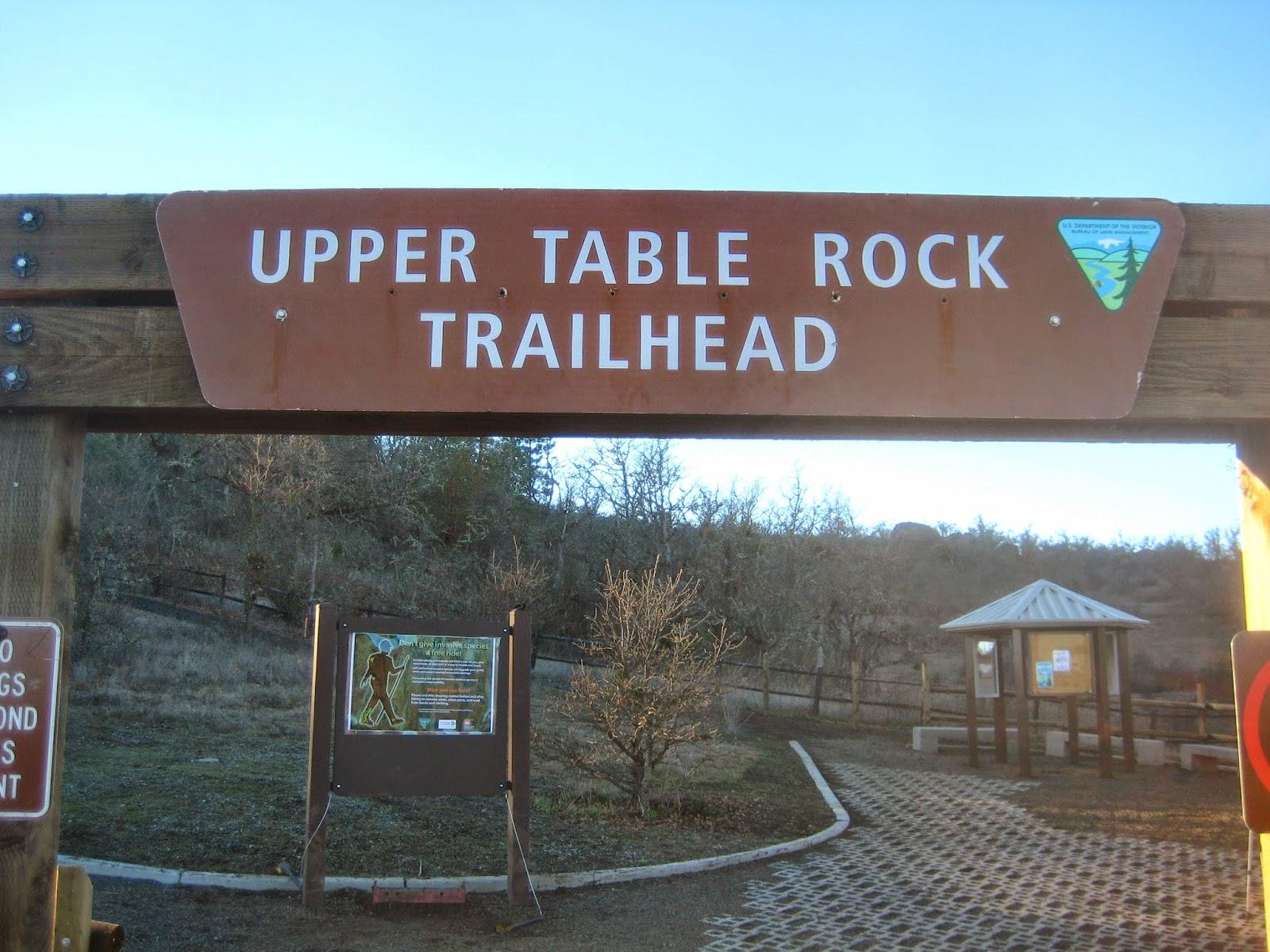 Remarkable Glenn Carols Hiking Adventures Upper Table Rock Trail Home Interior And Landscaping Dextoversignezvosmurscom