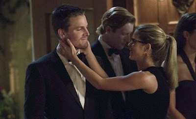 Arrow. Oliver