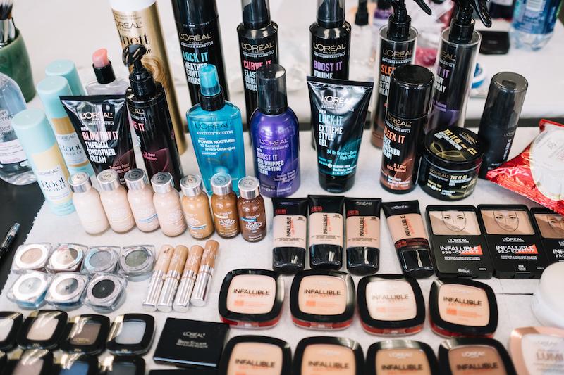 kit de maquillaje profesional loreal
