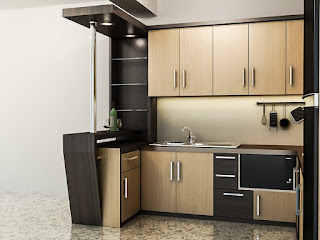 jual kitchen set di kota malang