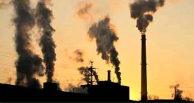 emissão de fumaça preta