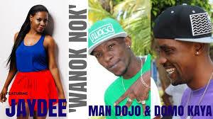 MANDOJO NA DOMOKAYA FT LADY JAY DEE - WANOCK NOCK