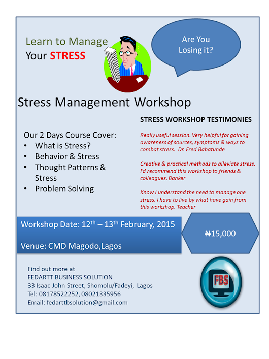 STRESS MANAGER