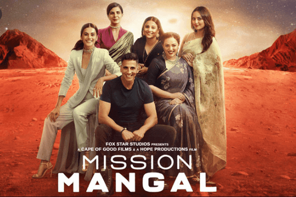Mission Mangal (2019) Full Movie Download and Watch Online in 720p Hd Leaked By Pagalmovies, Tamilrockers, Filmyzilla and Filmyhit