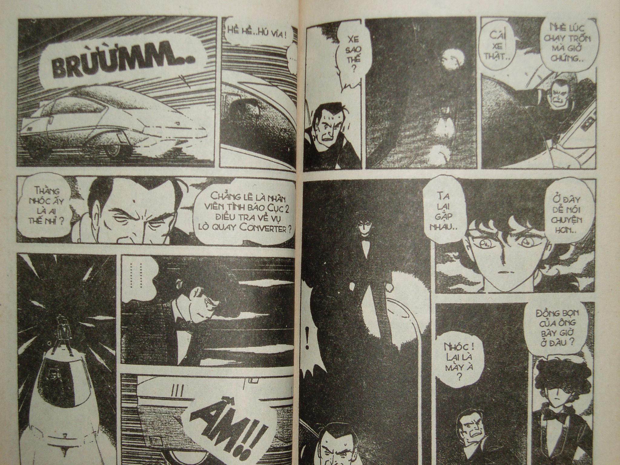Siêu nhân Locke vol 14 trang 43