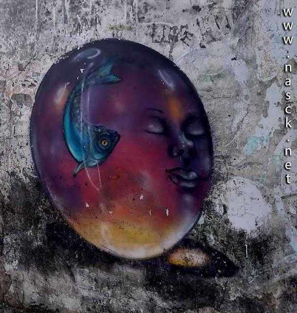 Graffiti em Itapuã - Salvador Bahia