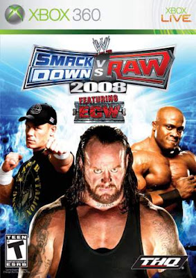 WWE SmackDown vs. Raw 2008 (LT 2.0/3.0 RF) Xbox 360 Torrent Download