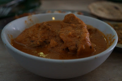 Chicken Curry ala Restaurant Bread of Life