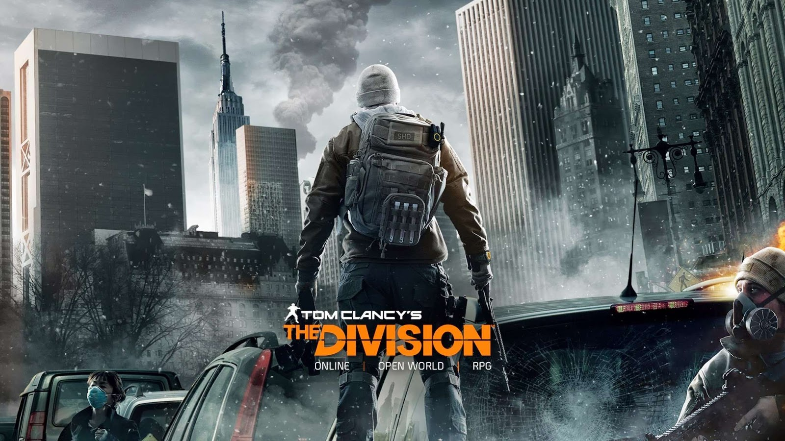 Tom Clancys The Division PC - Tom Clancy's The Division For PC