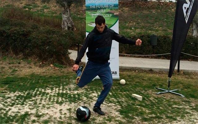 Footgolf en el Señorio de Illescas. Imagen GOLFCONFIDENCIAL.COM