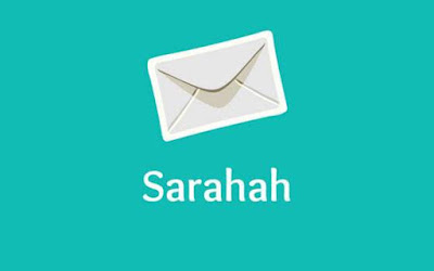 Sarahah App Secret Messaging App