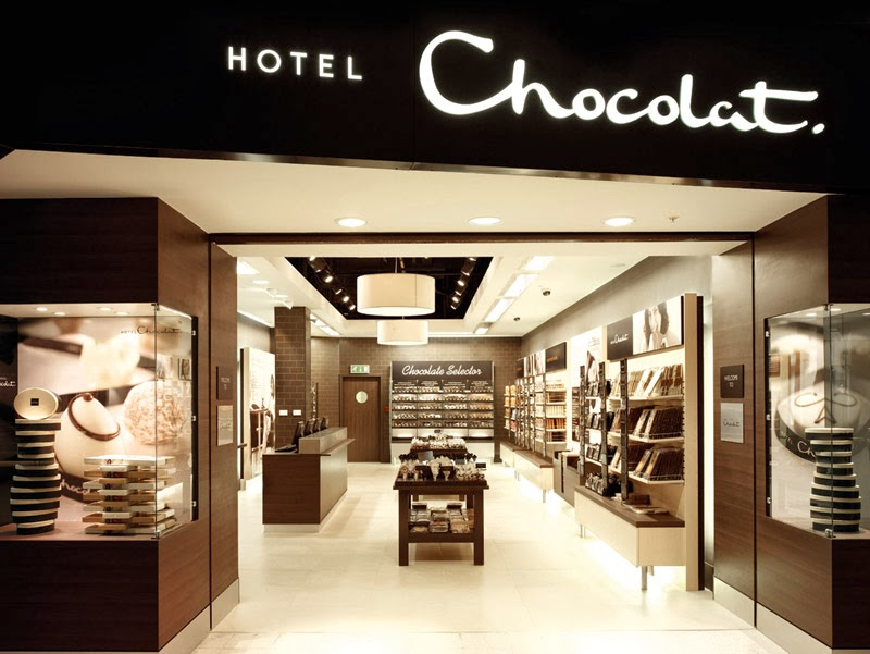Word Of Business Hotel Chocolat And Its Business Communication