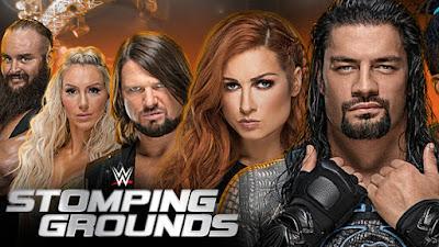 Seth Rollins Referee Brock Lesnar PPV Baron Corbin Roman Reigns