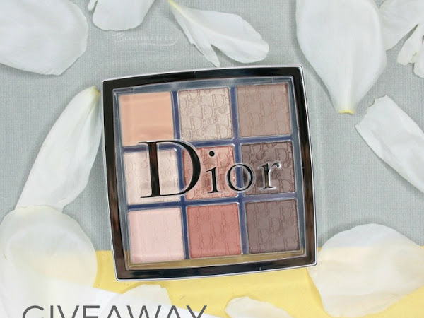 Have you entered to win Dior's new Backstage Eye Palette?