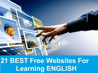 21 BEST Free Websites For Learning ENGLISH