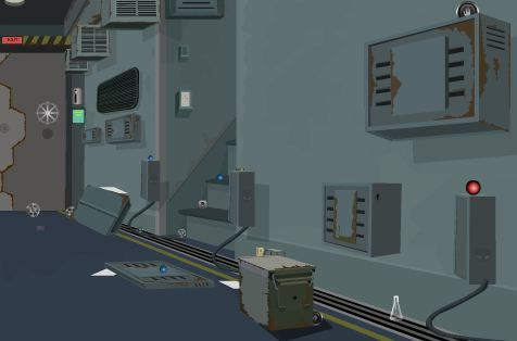 Eightgames alien house escape escape games daily new for Minimalistic house escape 5 walkthrough