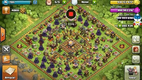 Clash Of Magic - COC Private Server Mod Apk