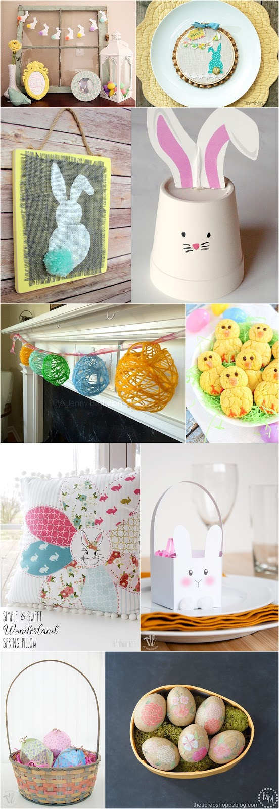 The 10 Best Easter Projects