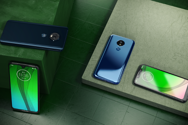 Motorola unveils Moto G7, G7 Play, G7 Plus and G7 Power smartphones