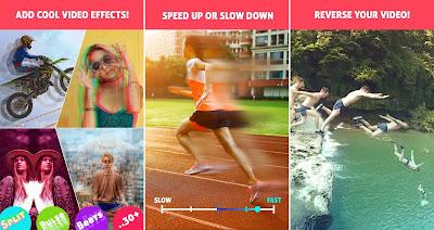 تطبيق vizmato لتصوير الفيديوهات بشكل مرح للأندرويد أخر أصدار 2018