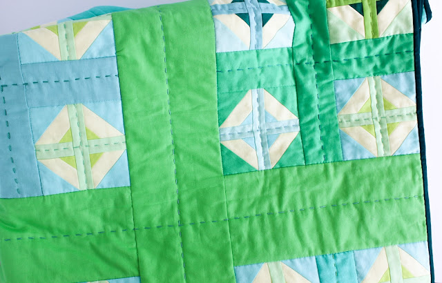 Plus Infinity Quilt featuring big stitch hand quilting | Shopping Guide for Pearl Cotton Thread | 20+ Online Resources | Big Stitch Hand Quilting | Shannon Fraser Designs | Quilting Notions | Color | Quilting Thread
