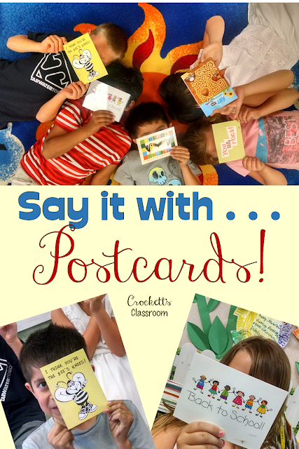 Postcards are the perfect way to reach out to your kids with birthday wishes, words of encouragement or to celebrate accomplishments.