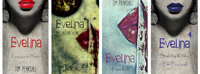Evelina Series on Amazon