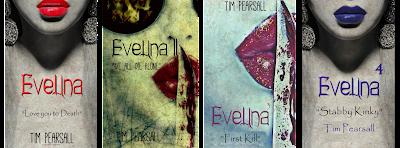Evelina Series on Amazon