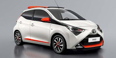 Toyota Akan Rilis Dua Hatchback, New Aygo X-Cite Dan X-Style Special Edition