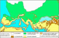 Mediterráneo durante el máximo glacial
