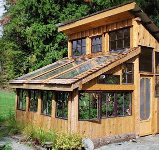 Carlseng Designs: Small Greenhouses