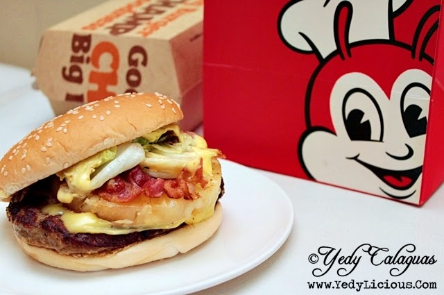 Jollibee Amazing Aloha Champ is Back!