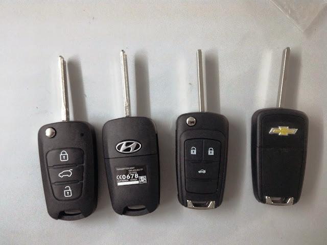 Đánh Khóa Sửa Chìa Khóa Xe OTO Hyundai Uy Tín