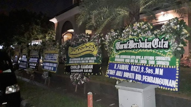 Ogan Komering Ilir Berduka, Ayah Mertua Bupati H. Iskandar Meninggal Dunia