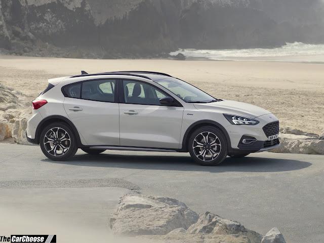 Ford Focus Active 2019 Details - CAR DETAILS