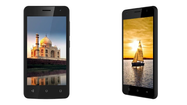 iVoomi Me4 and Me5 With 4G VoLTE, Android Nougat Launched at 4,499