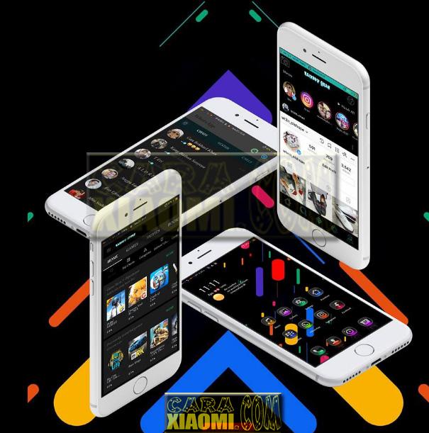 Download Link MIUI Thema MIUI Rainbow Mtz Merubah Tampilan WhatsApp, Instagram BBM dan Semua App