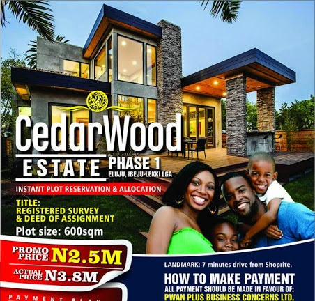 Cedarwood Gardens Phase 1