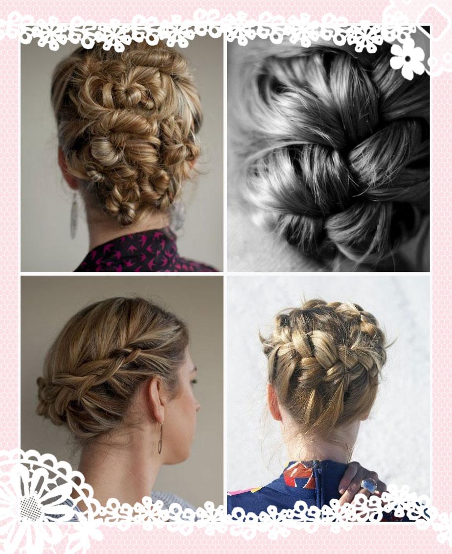 Pinterest Hair Braids Updos  Triple Weft Hair Extensions